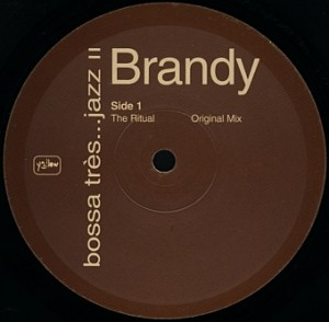 Brandy The Ritual on Yellow Records