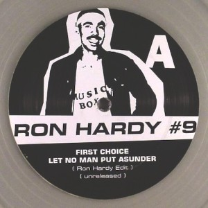 Ron Hardy #9
